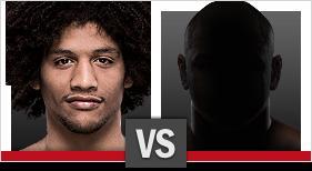 アレックス・カサレス vs. ロランド・ディ