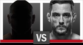ジェフ・ニール vs. チェイス・ウォルドン