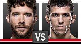 ミッチ・クラーク vs. アレックス・ホワイト