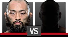 安西信昌 vs. ルーク・ジュモー