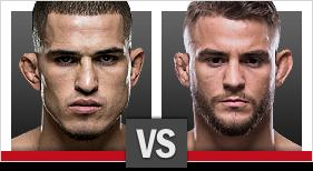 UFC Fight Night Poirier vs Pettis