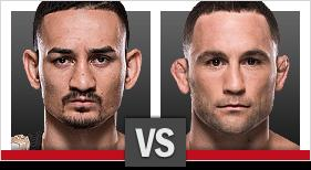 UFC 218 Holloway vs Edgar