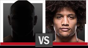 ワン・グワン vs. アレックス・カサレス