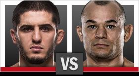 イスラム・マカチェフ vs. グレイゾン・チバウ