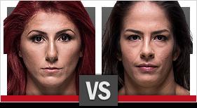ランダ・マルコス vs. ジュリアナ・リマ
