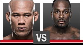 UFC Fight Night Jacare vs Brunson 2