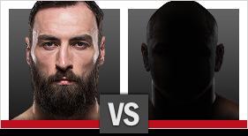 ポール・クレイグ vs. マゴメド・アンカラエフ