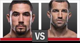 UFC 221 Whittaker vs Rockhold