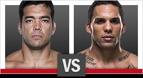 UFC Fight Night Machida van Anders