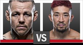ロス・ピアソン vs. 廣田瑞人