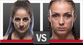 サラ・モラス vs. ルーシー・プディロヴァ