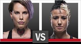 ベック・ローリングス vs. アシュリー・エバンス・スミス