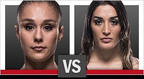 アレクサ・グラッソ vs. タティアナ・スアレス