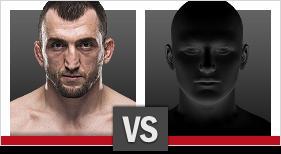 ムスリム・サリコフ vs. リッキー・レイニー