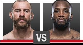 UFC Fight Night Cowboy vs Edwards