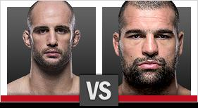 UFC Fight Night Volkan vs Shogun