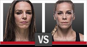 アレクシス・デイビス vs. ケイトリン・チョケイジアン
