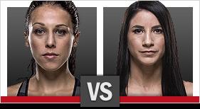 ヨアンナ・イェンドジェイチェク vs. テシア・トーレス