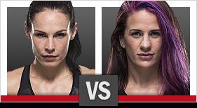 リナ・ランズバーグ vs. ジーナ・マザニー