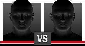 ジョシュ・エメット vs. マイケル・ジョンソン