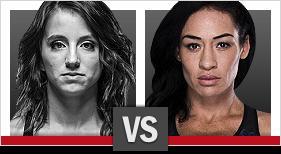 メイシー・バーバー vs. マイア・スティーブンソン