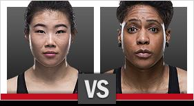 ウー・ヤナン vs. シャナ・ドブソン