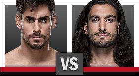 アントニオ・カルロスJr. vs. エリアス・セオドル
