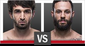 ザビット・マゴメドシャリポフ vs. ブランドン・デイビス
