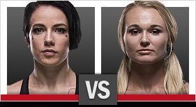ジェシカ・ローズ・クラーク vs. アンドレア・リー