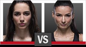 ヴェロニカ・マセド vs. マリナ・モロズ