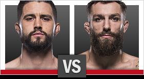 カーロス・コンディット vs. マイケル・キエーザ