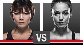 キム・ジヨン vs. アントニーナ・シェフチェンコ
