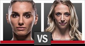 アレクサンドラ・アルブ vs. エミリー・ウィットマイア