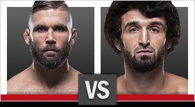 ジェレミー・スティーブンス vs. ザビット・マゴメドシャリポフ