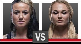 アシュリー・エバンス・スミス vs. アンドレア・リー