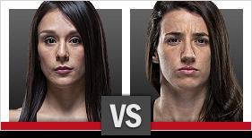 アレクサ・グラッソ vs. マリナ・ロドリゲス
