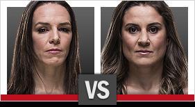 アレクシス・デイビス vs. ジェニファー・マイア