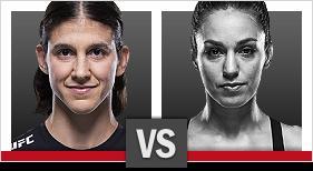 ロクサン・モダフェリ vs. アントニーナ・シェフチェンコ