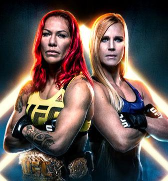 UFC 219 Cyborg vs Holm Live on Pay-Per-View