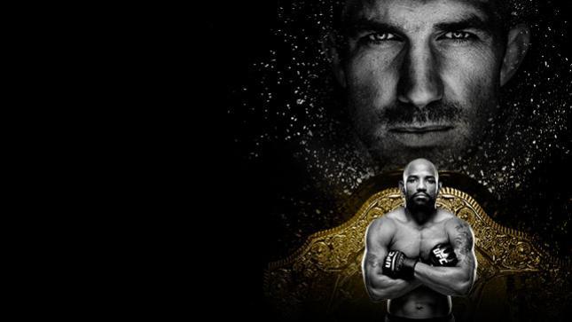 UFC 221:ロメロ vs. ロックホールド