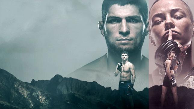 UFC 223:ファーガソン vs. ヌルマゴメドフ