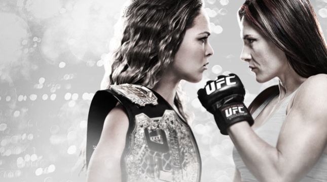 UFC 184 Rousey vs. Zingano Live on Pay-Per-View