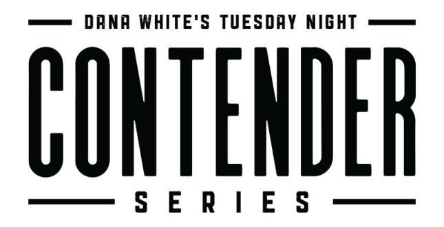 デイナ・ホワイトのチューズデーナイト・コンテンダーシリーズ - 2017.08.08