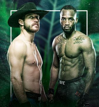 UFC Fight Night Cowboy vs Edwards Live on UFC FIGHT PASS