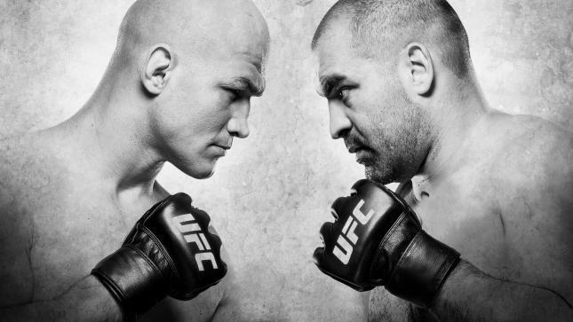 UFCファイトナイト・アイダホ:ドス・サントス vs. イワノフ