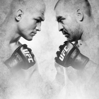 UFC Fight Night Dos Santos vs Ivanov Live on FS1