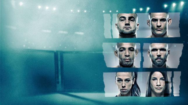 UFCファイトナイト・カルガリー:アルバレス vs. ポワリエ