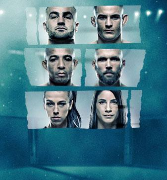 UFC Fight Night Alvarez vs Poirier Live on FOX