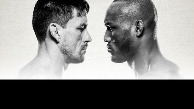 UFCファイトナイト・チリ:マイア vs. ウスマン