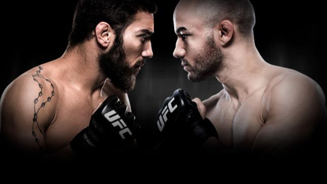 UFCファイトナイト・ユーティカ:リベラ vs. モラエス